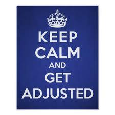 blue keep calm